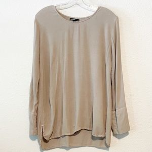 James Perse Los Angeles 100% Viscose Blouse 3